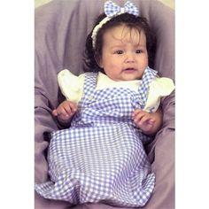 Dorothy dress bunting