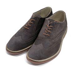 Lacoste | Sherbrooke Brogue Dark Brown Shoe 7-23SRM2250176