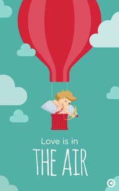 how to send valentine message messenger