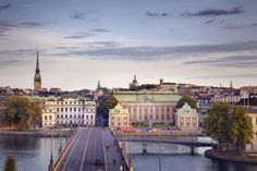 Stockholm: Venice of the North