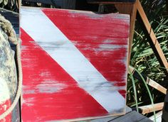 vintage nautical treatment for food trays?