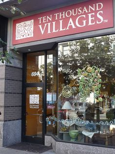 Ten Thousand Villages in Central Square