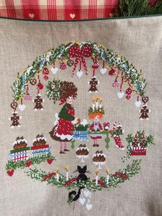 Image Clipart, Art Clipart, Cross Stitch Christmas Ornaments, Christmas Cross, Cross Stitch Designs, Cross Stitch Patterns, Cross Stitch Embroidery, Hand Embroidery, Labor