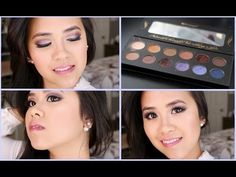 """""""Summer to Autumn"""" Tutorial   ItsJudyTime Palette Giveaway"""