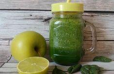 Spenótos smoothie, kedvenc zöld turmixom
