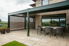 Lagune terrace cover - www.renson-outdoor.com
