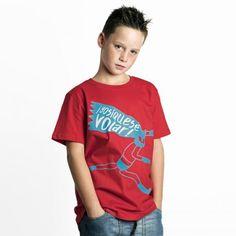 Camiseta yosiquesera para niño - Yosíquesé volar #yosíquesé #camisetaconestilo #yosíquesévolar #diseñosconalma