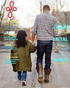 things you didn't know about your dad - June 2013 Father Daughter, Grab Bags, Magazine Covers, Black Tie, Make It Simple, Dads, June, Celebs, Summer Dresses