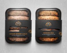 Rustic Ridge — The Dieline - Branding & Packaging