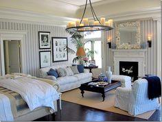 Beautiful bedroom space