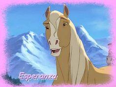 Esperanza, Spirit's mother