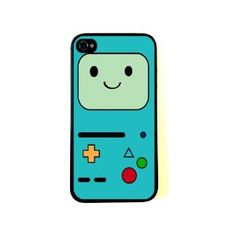 Beemo Adventure Time iPhone 4 Case - Fits iPhone 4 and iPhone 4S