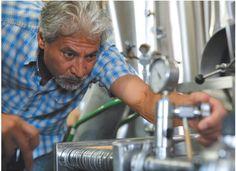 Armando Ceja is the winemaker for Ceja Vineyards in Sonoma. Vineyards to Vintners - The Press Democrat