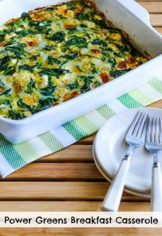 Don't wait until dinners to get your greens. Get the recipe from Kalyn's Kitchen.   - Delish.com
