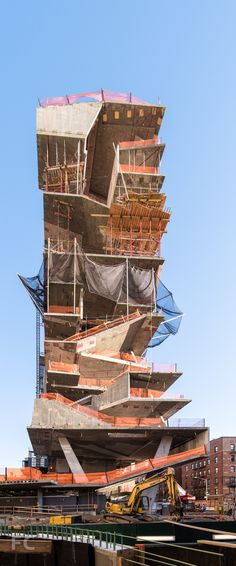 A/N Blog . Under Construction> Diller Scofidio + Renfro's Columbia University Medical and Graduate Education Building