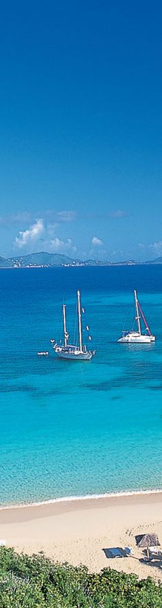 This is what Chris and i will be doing this summer!  Sailing with friends from college through British Virgin Islands.  WHOOP!