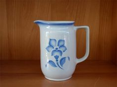 Arabia My Heritage, Finland, Cupboard, Pots, Old Things, Porcelain, Times, Beautiful, Design