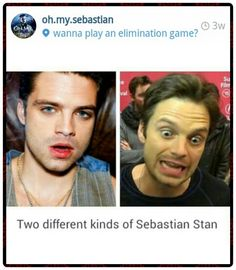 Taken from oh.my.sebastian instagram || Both are equally adorable and perfect
