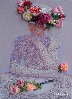 Maos que Criam by Maria Luiza: bordados