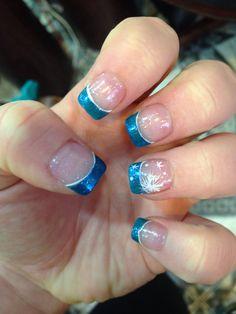 Holiday nails :)
