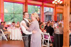 Mother/Son dance - Lexington, VA wedding   Lindsay Fauver Photography
