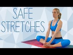 20 Minute Full Body Stretch for Pain & Flexibility | Safe Beginners Yoga Stretches with Lindsey - YouTube