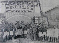 RKS Legja Kraków herb