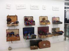 Mural for Paul Smith wholesale showroom, SoHo NY on Behance