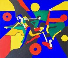 Original Love Painting by Sheida Samyi Original Paintings, Original Art, Alvin Ailey, Acrylic Material, Love Painting, Medium Art, Figurative Art, Artwork Online, Buy Art