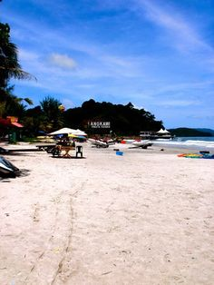 OOOOOOH, DONE. A soul-filled day off on this sweet piece of paradise. (Langkawi, Malaysia)