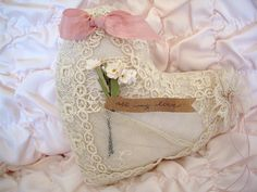 Valentine swap with Lori ~ Myfaeriewindow by skblanks, via Flickr