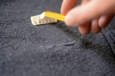 5 truques fantásticos para salvar as suas roupas