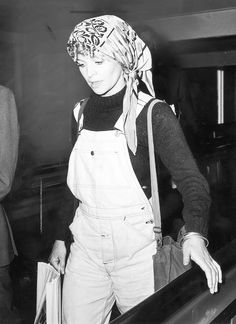 The History of Overalls: A Photo Diary via @WhoWhatWearUK