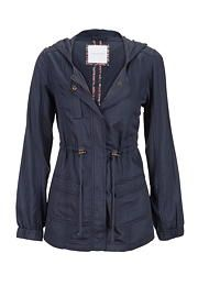 lightweight hooded anorak jacket - maurices.com