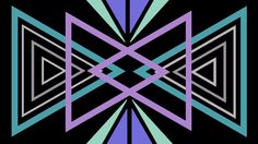 Geometry design by Hana Saller