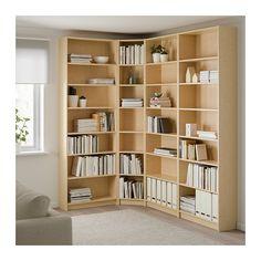 Bibliothèque d'angle IKEA Billy