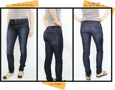 Alterations and Altering Denim on SBCCPatterns.com