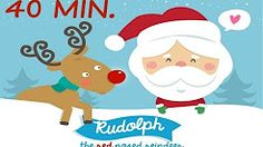 rudolph the red nosed reindeer for kids - YouTube