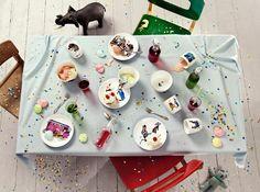 Køb MIMI'S CIRCUS: 4 x tallerkner (keramik) her - Mimi´s Circus