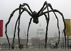 by Louise Bourgeoise