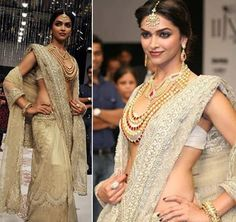 Deepika in a Beautiful Jewelry at Jabong.org