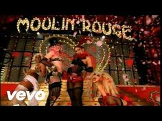 Music video by Christina Aguilera, Lil' Kim, Mya, Pink performing Lady Marmalade. (C) 2002 Interscope Records