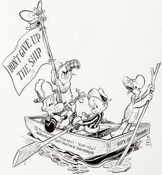 Image result for pogo walt kelly boat