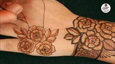 #hennadye #hennalove Mehndi rose design | Unique rose mehndi design for hand || beautiful rose henna designs Rose Henna, Hand Henna, Mehandi Designs, Mehendi, Hand Tattoos, Youtube, Beautiful, Youtubers, Youtube Movies