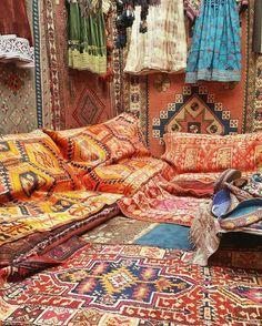 Turkish carpet store - Cappadocia,Turkey // Gallery Of Kanuni ( Instagram Vs Real Life, Affordable Carpet, Axminster Carpets, Nikki Beach, Carpet Stores, Cappadocia Turkey, Carpet Runner, Home Textile, Home Depot