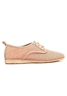 Rollie Derby Punch Dust Pink – Compleat | Lee James Summer Shoes, Derby, Punch, Spring Summer, Footwear, Sneakers, How To Wear, Fashion, Tennis