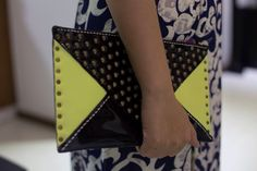 Handmade Leather Clutch from #Luton  More at www.lutonbags.com