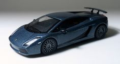 Lamborghini Gallardo Superleggera - Kyosho
