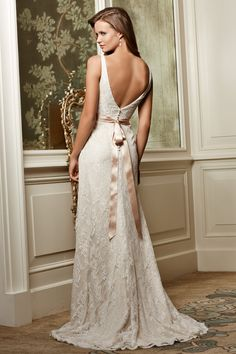 Wtoo Brides Eloise Gown Available at I Do Bridal!  Book Your Appointment today!  3164405949