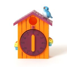 birdhouse timer Egg Timer, Kitchen Timers, Awesome Kitchen, Birdhouse, Cool Kitchens, Spring, Outdoor Decor, Collection, Hourglass